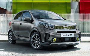 Kia Picanto X-Line (2018): Neue Topversion mit SUV-Optik vorgestellt