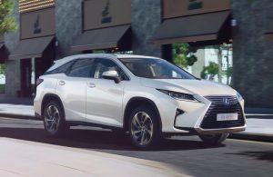 Lexus RX L (2018): Erstmals mit drei Sitzreihen erhältlich