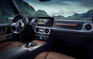 Mercedes G-Klasse Innenraum (2018): Vieles ist neu!