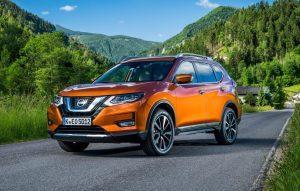 Nissan X-Trail N-Connecta im Test (2018): auf der Leitung sitzen andere