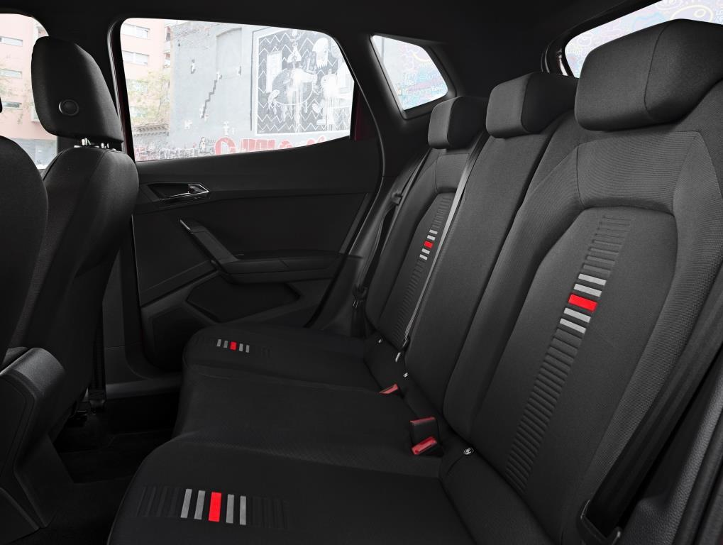seat arona im test 2017 der ateca bekommt einen kleinen bruder. Black Bedroom Furniture Sets. Home Design Ideas