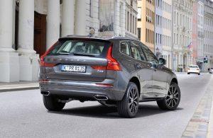 Volvo XC60 II 2017 im Test (2017): Das kann der neue Premium-SUV