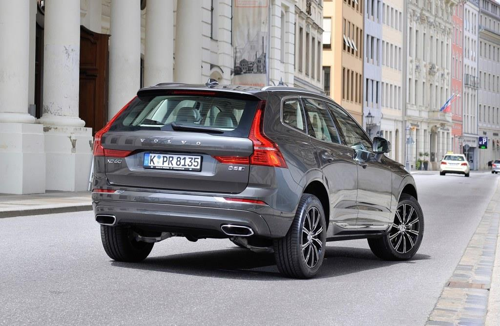 volvo xc60 ii 2017 im test 2017 das kann der neue premium suv. Black Bedroom Furniture Sets. Home Design Ideas