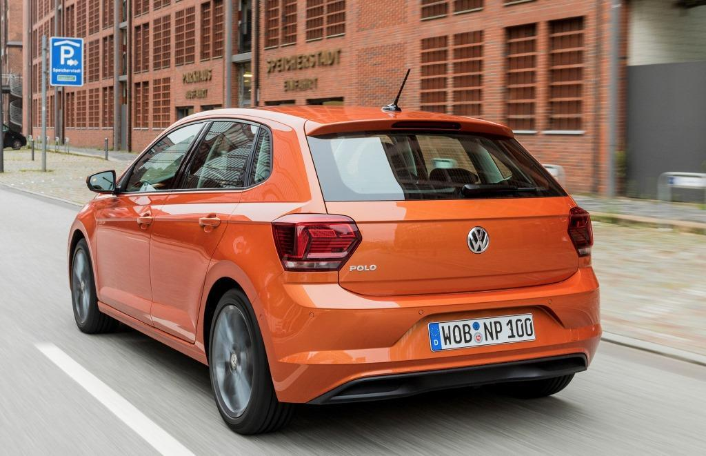 vw polo vi im test 2017 das kann der neuste kleinwagen. Black Bedroom Furniture Sets. Home Design Ideas