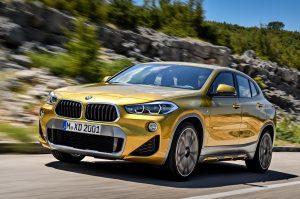 BMW X2 im Test (2018): Besser als der BMW X1?