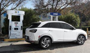 Hyundai Nexo (2018): Neue Brennstoffzellengeneration des ix35