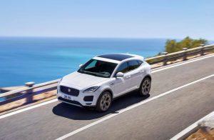 Jaguar E-PACE (2018): Preise und Bilder
