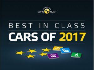 Euro NCAP 2017: Das sind die sichersten Autos