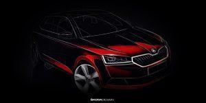 Skoda Fabia Facelift 2018: Weltpremiere auf dem Genfer Autosalon