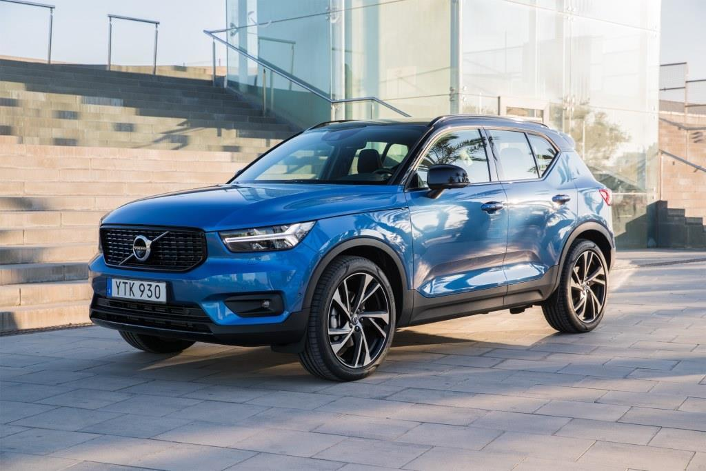 volvo xc40 im test 2018 schwedische sthetik im kompakten suv format. Black Bedroom Furniture Sets. Home Design Ideas