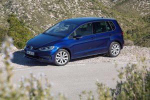 VW Golf Sportsvan im Test (2018): Volkswagen bringt das 2017er Facelift
