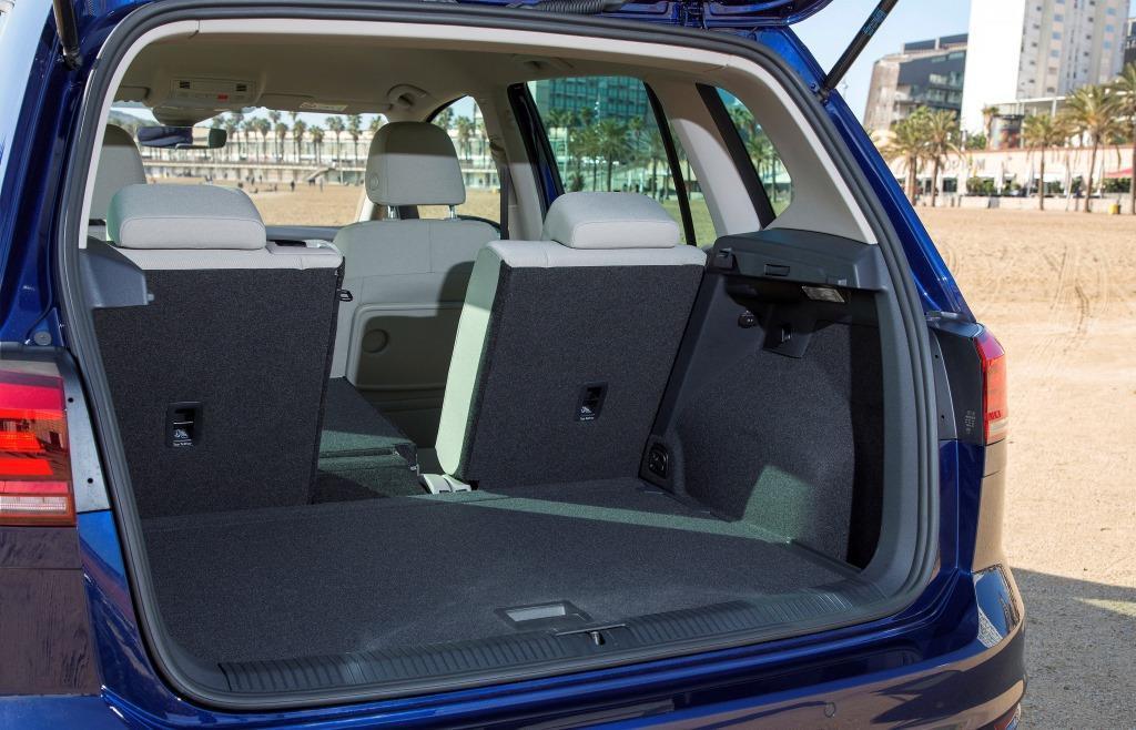 Vw Golf Sportsvan Im Test 2018 Volkswagen Bringt Das 2017er