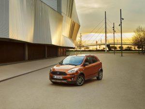 Ford KA+: Kleinwagen mit neuem Design und frischen Motoren