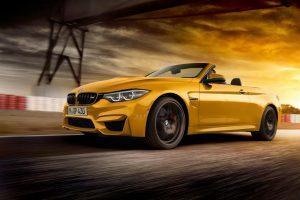 BMW M4 Cabrio (2018): Sondermodell für 30 Jahre Hochleistung