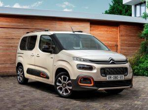 Citroen Berlingo (für 2018): Hersteller enthüllt 3. Generation in Genf