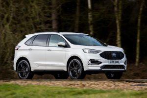 Ford Edge (ab 2018): Premiere auf dem Genfer Autosalon