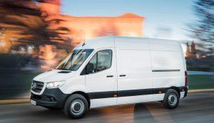 Mercedes-Benz Sprinter III (2018): Alle Infos, Preis und Ausstattung