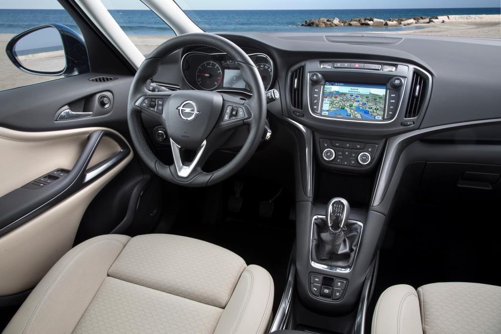 Opel Zafira Lpgcng Im Test 2018 Der Van Mit Erdgas Und Autogas