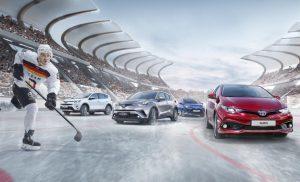 Toyota Team-Deutschland-Sondermodelle (2018): Bis zu 6.150 Euro Preisvorteil