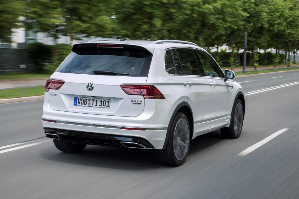 Volkswagen Tiguan Coupe >> VW Tiguan Join im Test (2018): Lohnt sich das Sondermodell? - MeinAuto.de