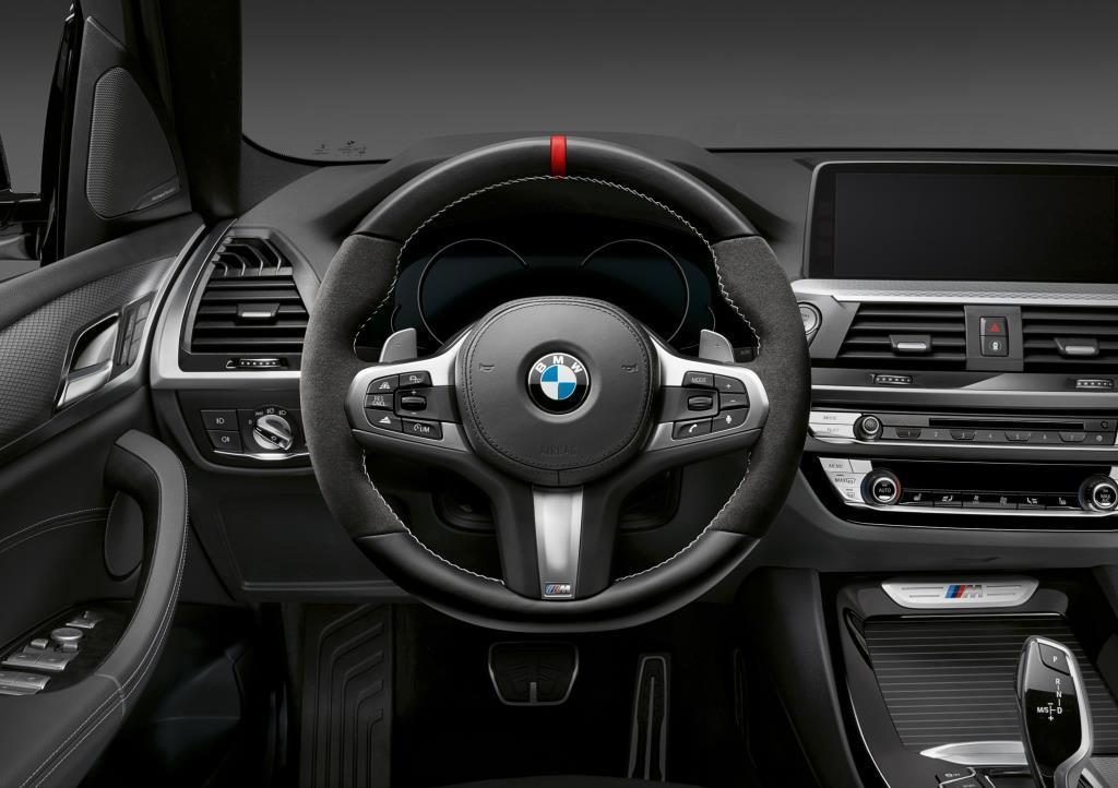bmw x2 x3 und x4 2018 neue m performance parts. Black Bedroom Furniture Sets. Home Design Ideas