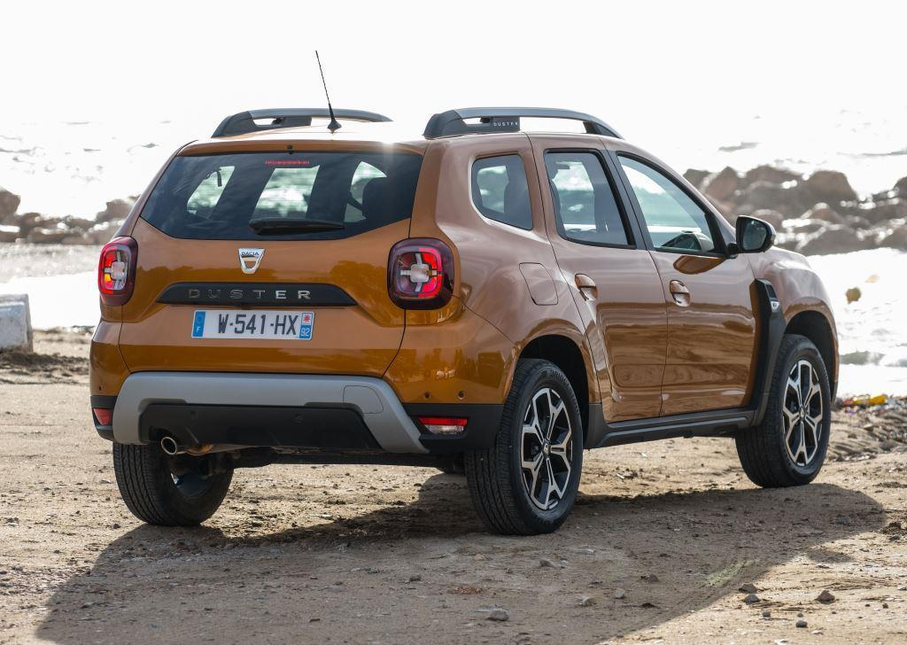 dacia duster ii im test 2018 ist die 2 generation. Black Bedroom Furniture Sets. Home Design Ideas