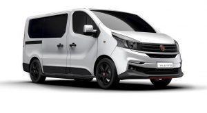 Fiat Talento Sportivo (2018): Sportlicher Van für die Freizeit