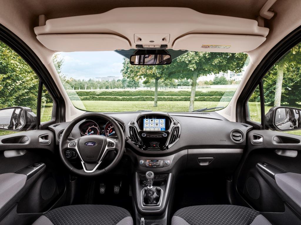 Ford Tourneo Courier Im Test 2018 Kompakten Hochdachkombi Wird