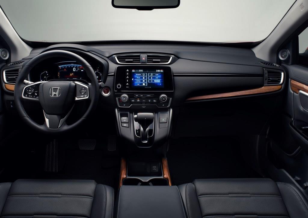 Honda CR-V (2018): Alle Infos, Motoren, Marktstart und ...