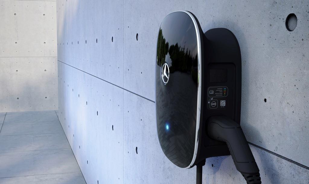 Mercedes-Benz: Flexibles Ladesystem für EQ-Modelle und Plug-in-Hybride