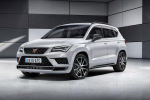 Seat Ateca Cupra im Test (2018): Was kann das neue Sport-SUV?