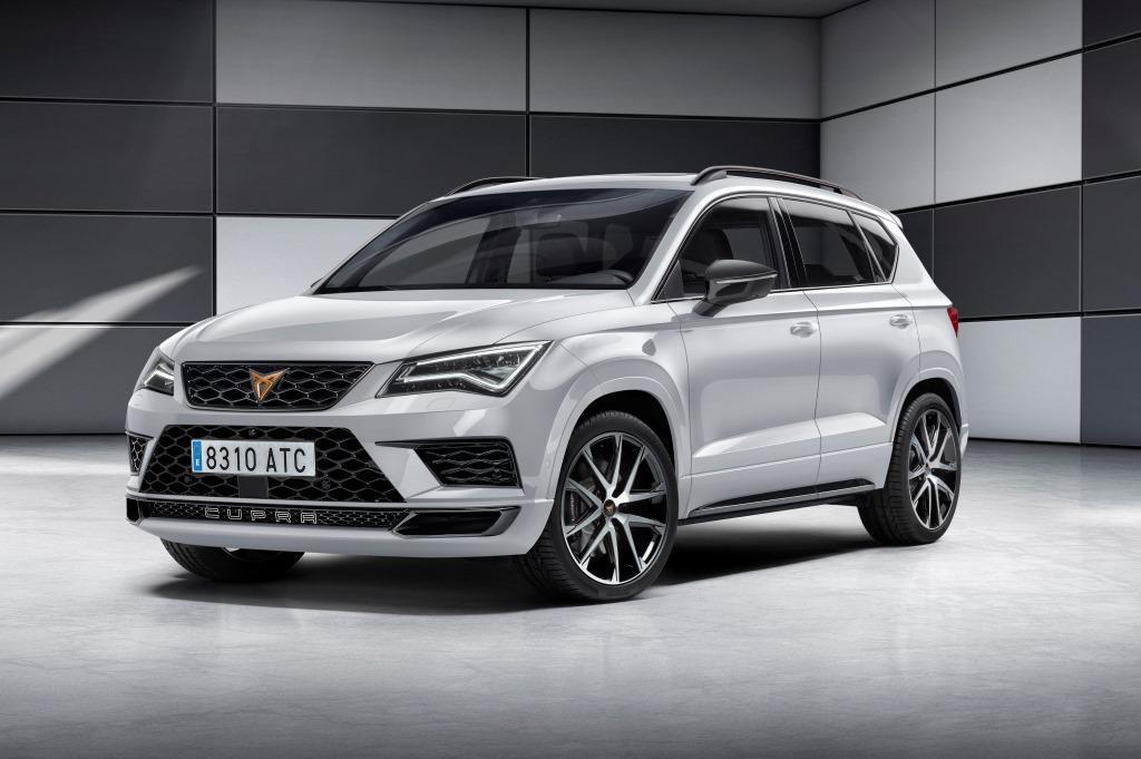 seat ateca cupra im test 2018 was kann das neue sport suv. Black Bedroom Furniture Sets. Home Design Ideas