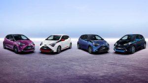 Toyota Aygo (Facelift 2018): Weltpremiere auf Genfer Autosalon