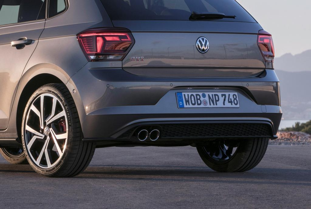 vw polo gti vi im test 2018 fast so gut wie der golf. Black Bedroom Furniture Sets. Home Design Ideas