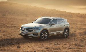 VW Touareg (2018): Alle Infos, PS, Bilder und Video