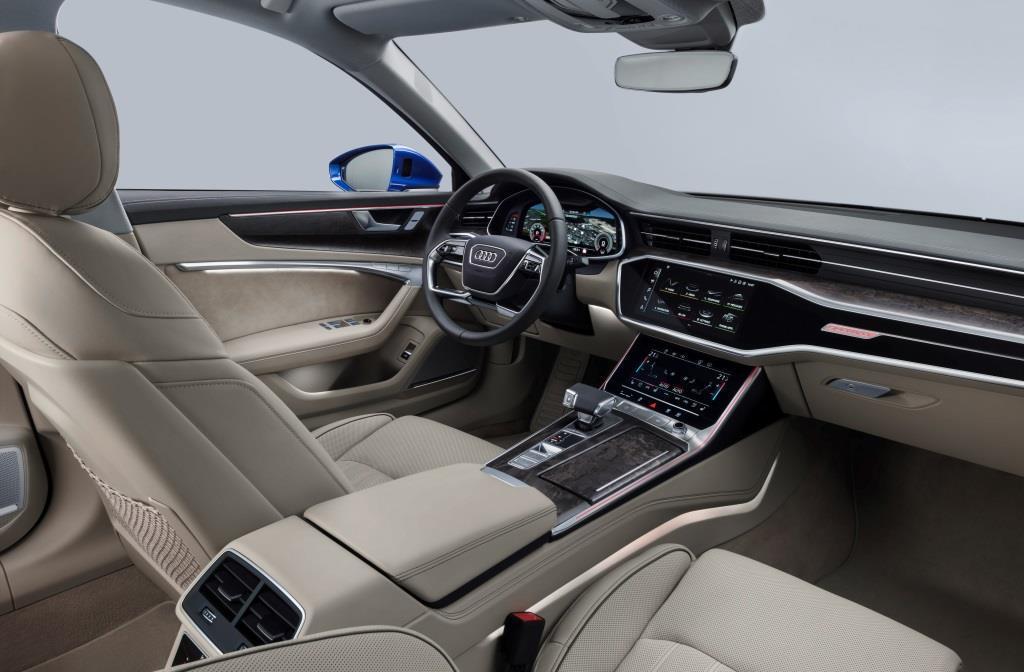 Audi A6 Avant 2018 Alles Infos Ausstattung Und Bilder