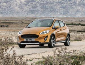 Ford Fiesta Active im Test (2018): aussichtsreiche Kreuzung?