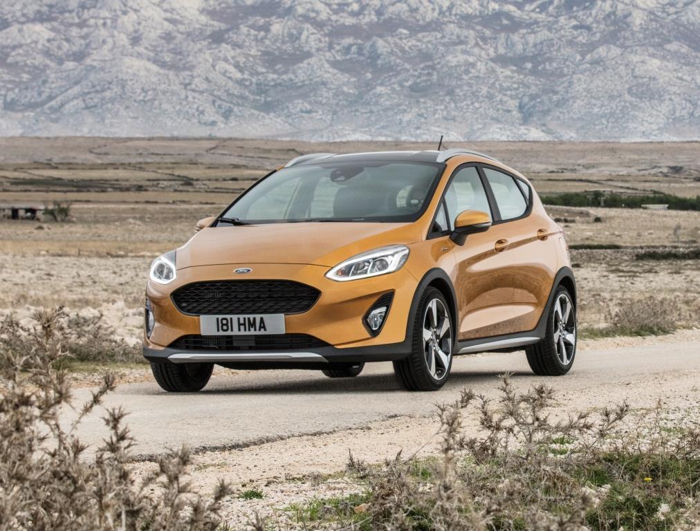 Ford Fiesta Active Im Test 2018 Aussichtsreiche Kreuzung
