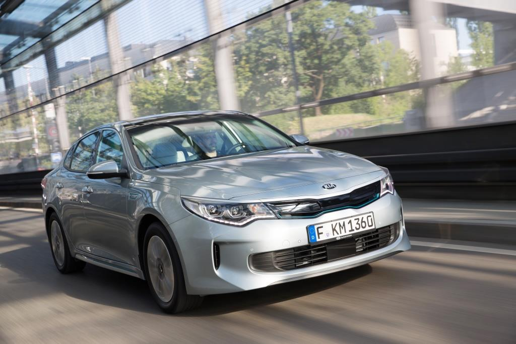 Kia Optima Plug In Hybrid Im Test 2018 Auf Der Suche Nach Dem Antriebs Optimum Meinauto De