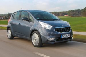 Kia Venga im Test (2018): der aufgefrischte Minivan will hoch hinaus