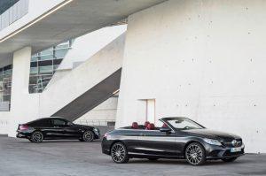 Mercedes Benz C-Klasse Coupe und Cabrio (2018): Umfangreiche Änderungen