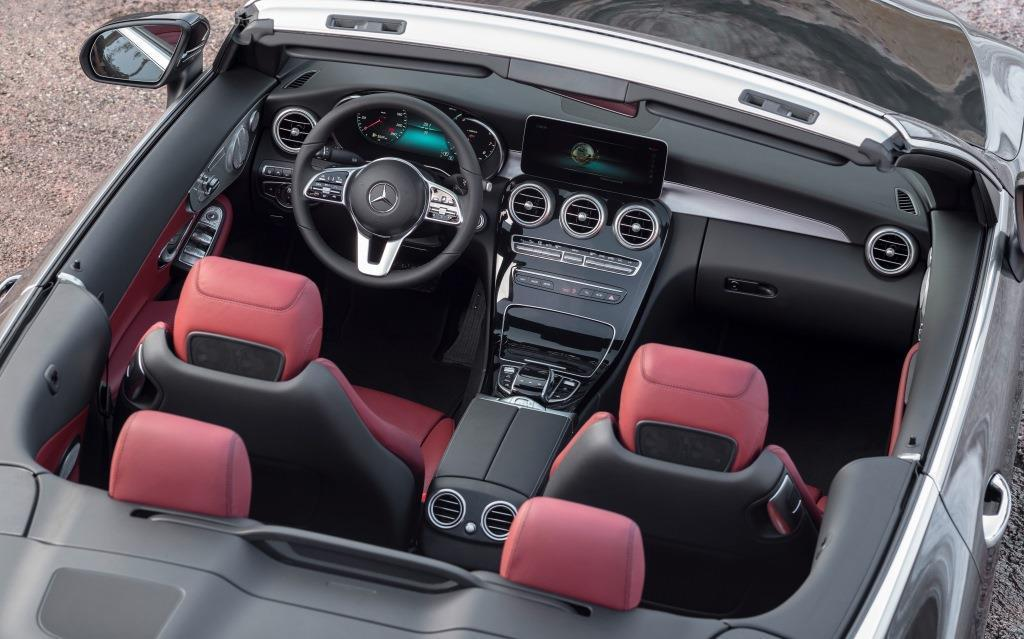 Mercedes C Class  Bluetooth