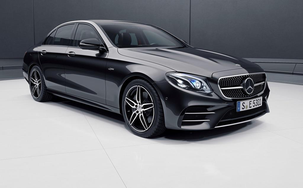 Mercedes E Klasse 2018 Infos Ps Marktstart Und Preis Fur