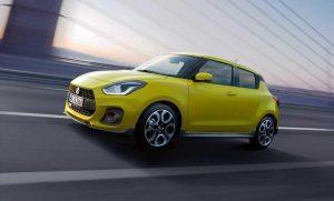 Suzuki Swift Sport (2018): Marktstart, Infos, PS, Preis und Ausstattung