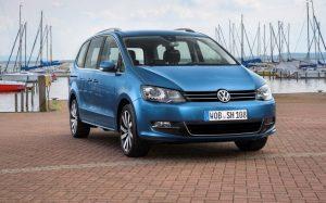 VW Sharan Join im Test (2018): Perfektes Sondermodell für Familien?