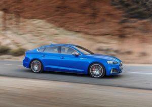 Audi S5 Sportback II im Test (2018): 5 Türen treffen 6 Zylinder, einen Turbo & 8 Gänge