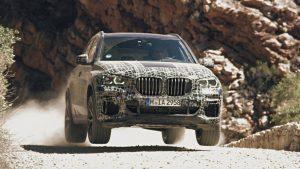 BMW X5 im Test (2018): Erste Bilder und Infos