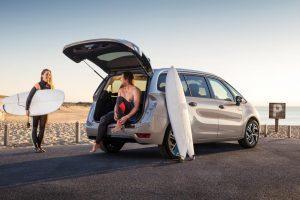 Citroen C4 SpaceTourer Rip Curl (2018): Surfmodell vorgestellt