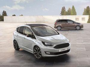 """Ford C-Max """"Sport"""" (2018): Mehr Ausstattung und bessere Motoren"""