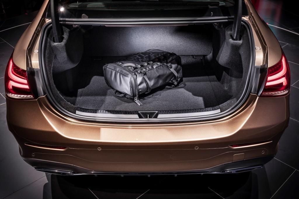 Mercedes Benz A Klasse L Limousine 2018 Weltpremiere Fur China